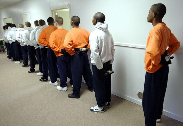 Non-violent Offenders