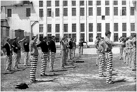 Center For Prison Reform History