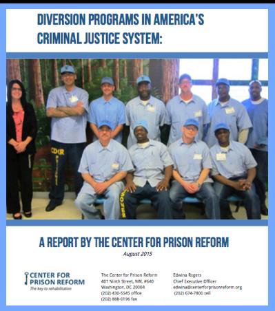 Diversion Programs in America's Criminal Justice System: